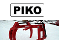 PIKO Pilkekoneet, hydrauli- halkaisimet, juontokourat